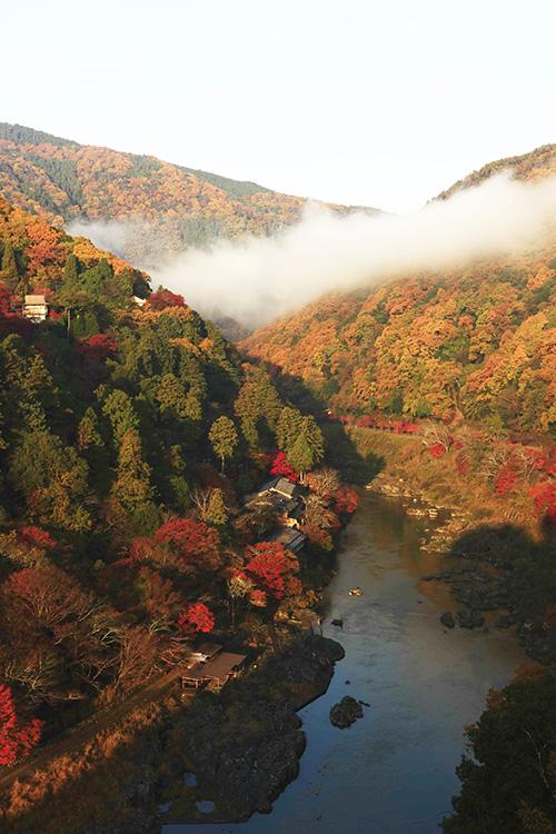 8_直升機巡航_HoshinoyaKyoto autumn view