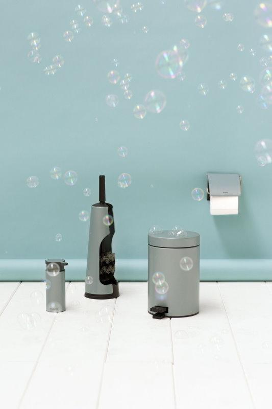 Brabantia 金屬藍衛浴組_形象圖