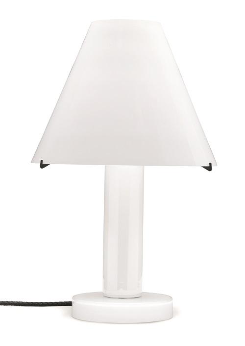 12. 亮白色玻璃Murano燈具1