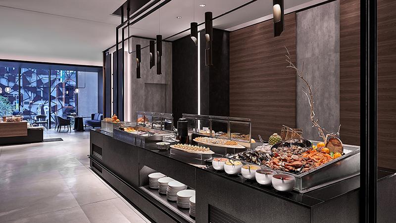 【新聞附件二】礁溪寒沐酒店 MU TABLE自助餐廳廳景照片 - 複製 (2)