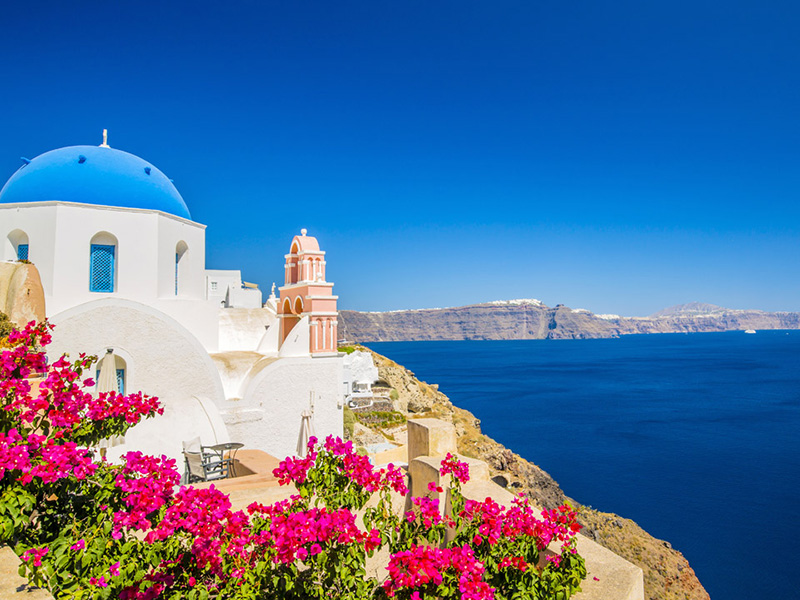 (圖14) 希臘愛琴海是許多人心目中最浪漫地點 (圖片來源_HHtravel鴻鵠逸遊)
