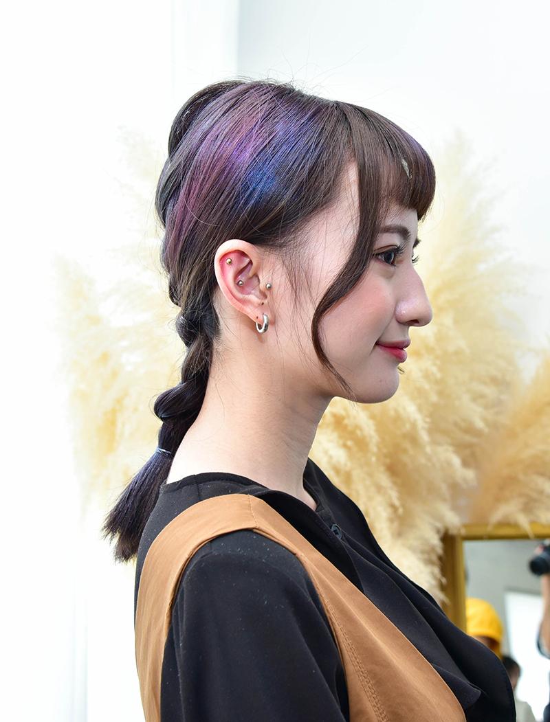 Model完成髮型 (6)