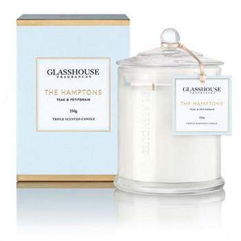 Glasshouse漢普頓_頂級香氛蠟燭(350G) NT$900(改800)