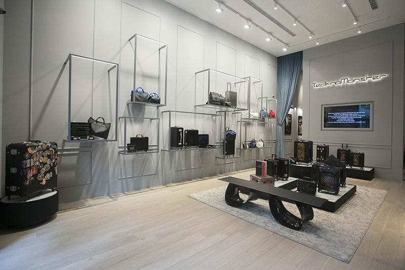 TecknoMonster全球首間品牌訂製旗艦店