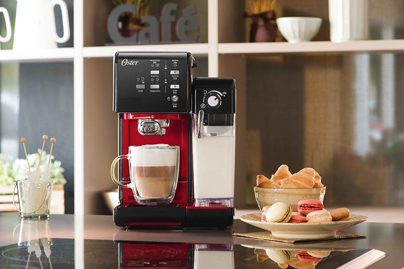 全球第一機、亞洲第一站 頂級兩用咖啡機唯一首選
