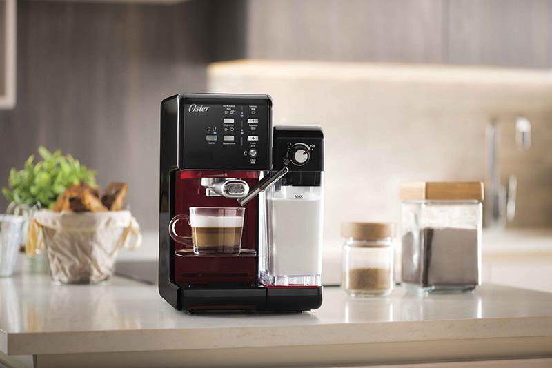 市場首創「義式+膠囊」合體!Oster頂級義式膠囊兩用咖啡機 搶先全亞洲 台灣10月獨家開賣