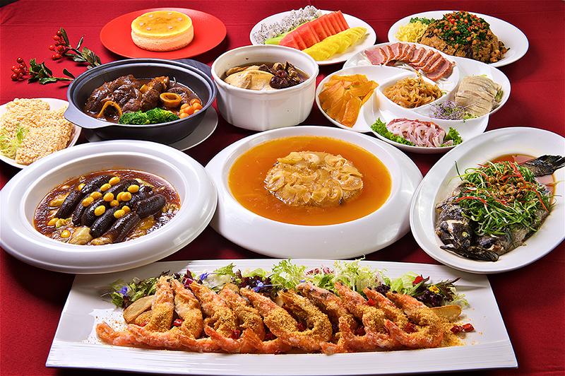 北投亞太尾牙春酒桌菜15800