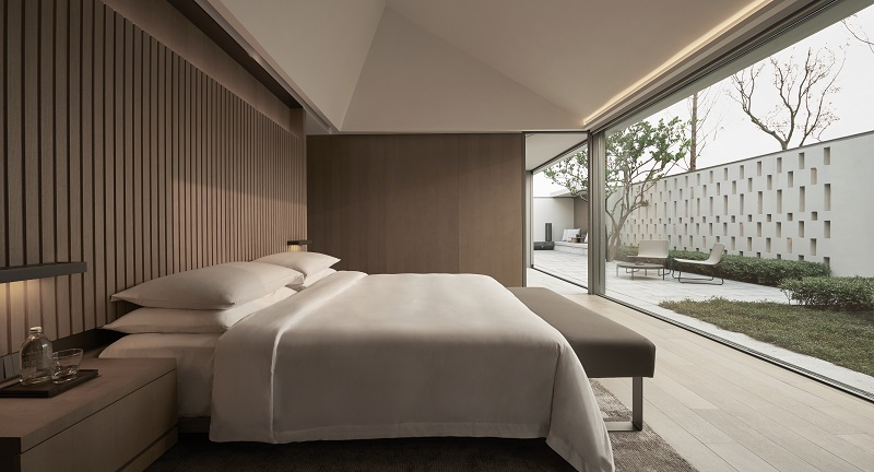 Alila Wuzhen - Accommodation - Pool Villa - Bedroom