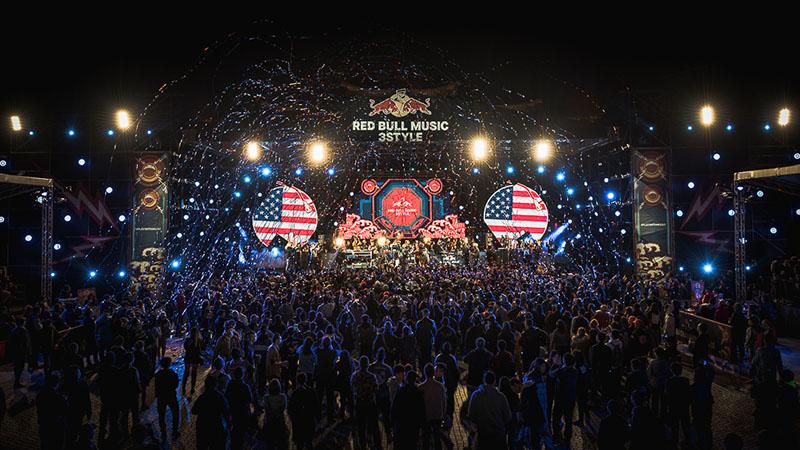 Red Bull Music 3Style世界DJ大賽在中正紀念堂-2