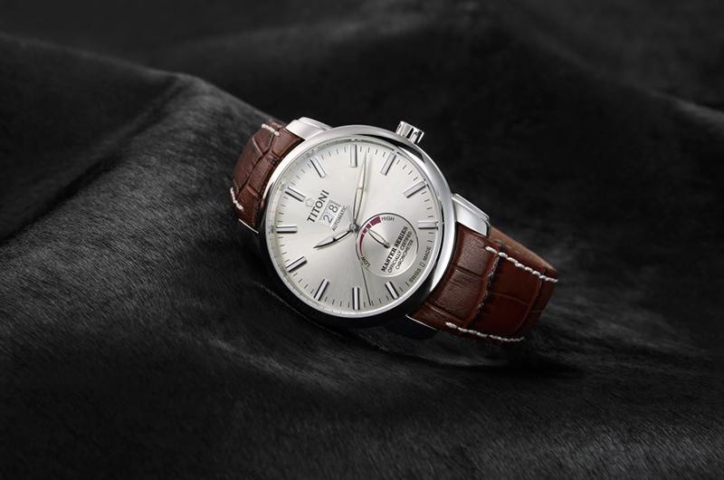圖3.瑞士梅花錶大師系列錶款為梅花錶最頂級的旗艦錶款