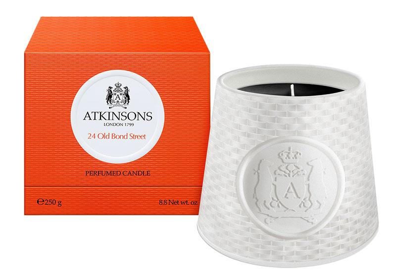 老龐德街24號 品味香氛蠟燭 24 Old Bond Street Perfumed Candle 售價2400