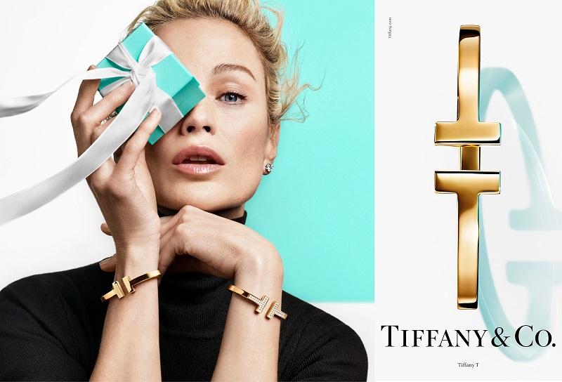 Tiffany & Co. 2019年春季形象廣告讚頌個人風格特質 - 超模Carolyn Murphy