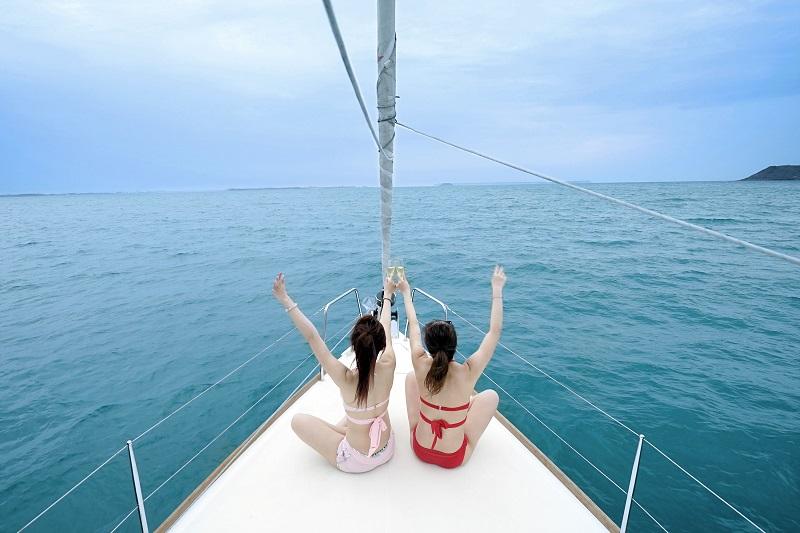 澎湖福朋喜來酒店帆船之旅。極致漫遊5