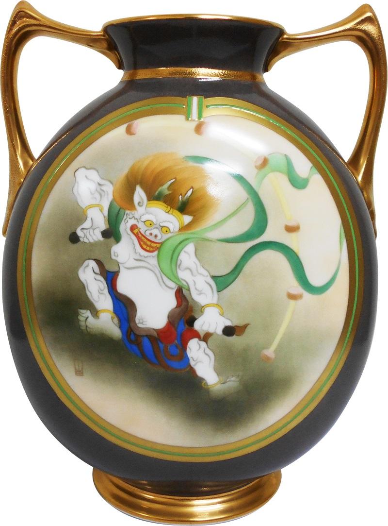 雷神花瓶26CM(23-AC262-52921)定價488,000