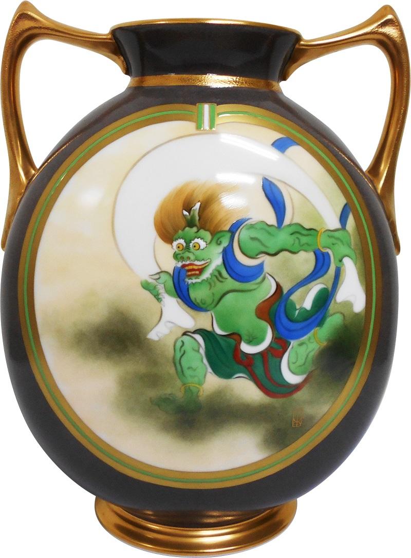 風神花瓶26CM(23-AC261-52921)定價488,000