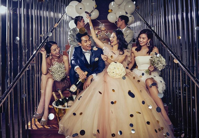 台北W飯店 - 將於6月23日舉辦「Wed Your Way 摩登童話婚禮派對體驗日」