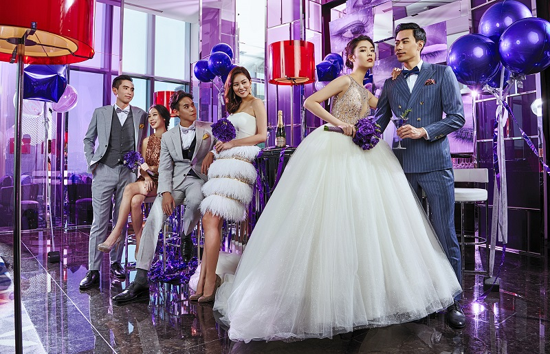 台北W飯店 - 本周日(6月23日)舉辦「Wed Your Way 摩登童話婚禮派對體驗日」