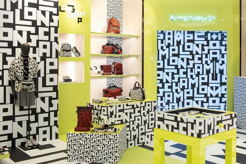 Longchamp台北101旗艦店 (1)