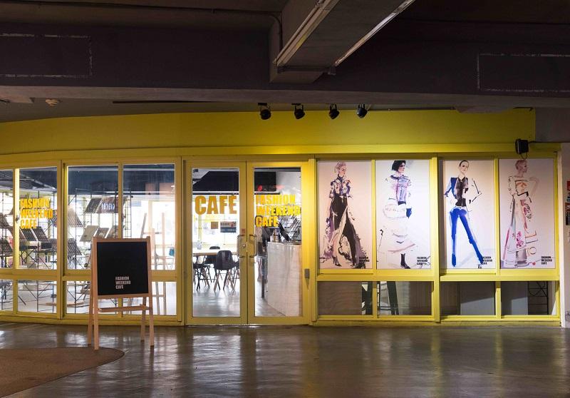 Fashion Weekend Café 空間照片1