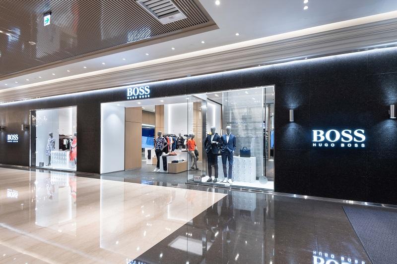 HUGO BOSS 宣佈全新 BOSS 專門店於台北微風南山開幕_專門店形象照_2