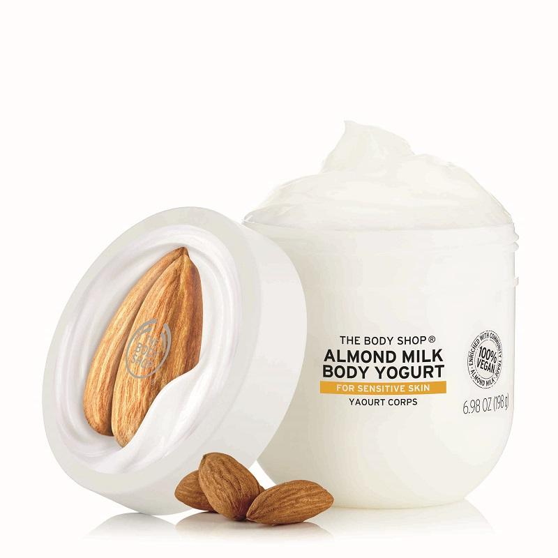 杏奶花蜜滋養保水美肌優格 -2