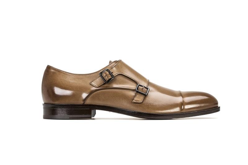 BOSS 2019 父親節獻禮推薦_棕色皮鞋_NT$16,900