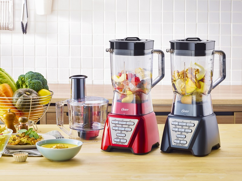 Oster DualPro智慧雙向全能調理機 (無食物處理杯)雙機