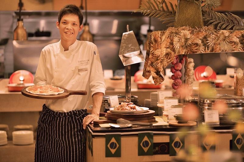WES-宜蘭威斯汀知味西餐廳自助式料理