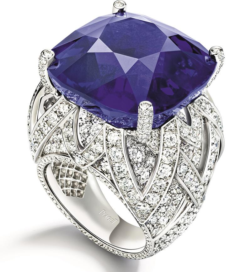 最高單價2.6億元台幣─Sunlight Journey頂級珠寶系列緬甸藍寶石戒指