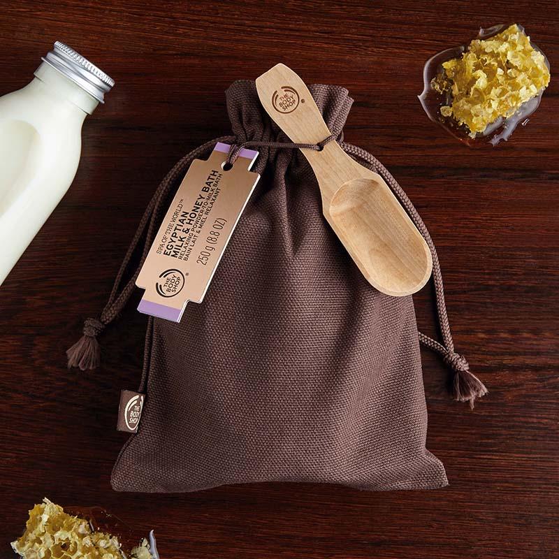 埃及SPA 蜂蜜牛奶潤白沐浴粉-2