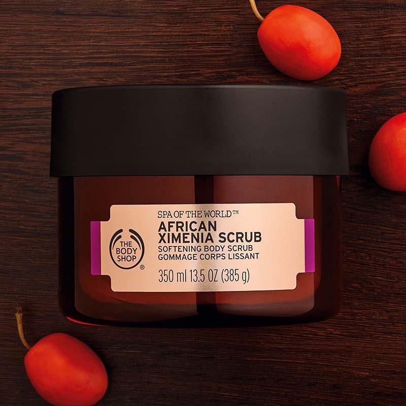 非洲SPA海檀木煥膚身體磨砂膏-2