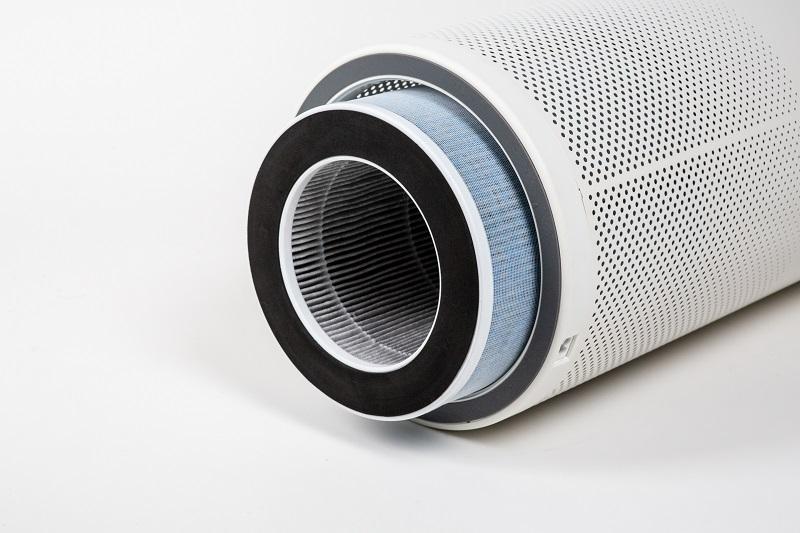 360度大面積高效能活性炭顆粒濾網