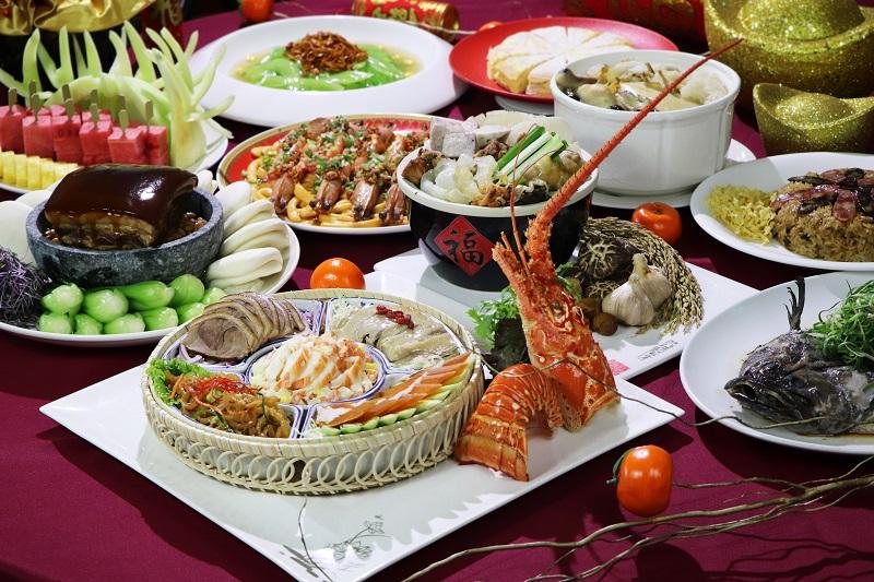 2020 北投亞太除夕圍爐桌菜