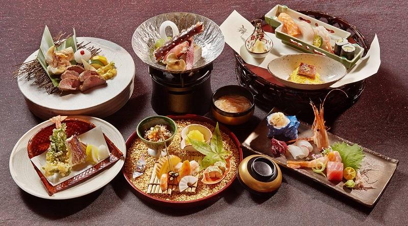 WES_宜蘭力麗威斯汀過年日本料理菜色