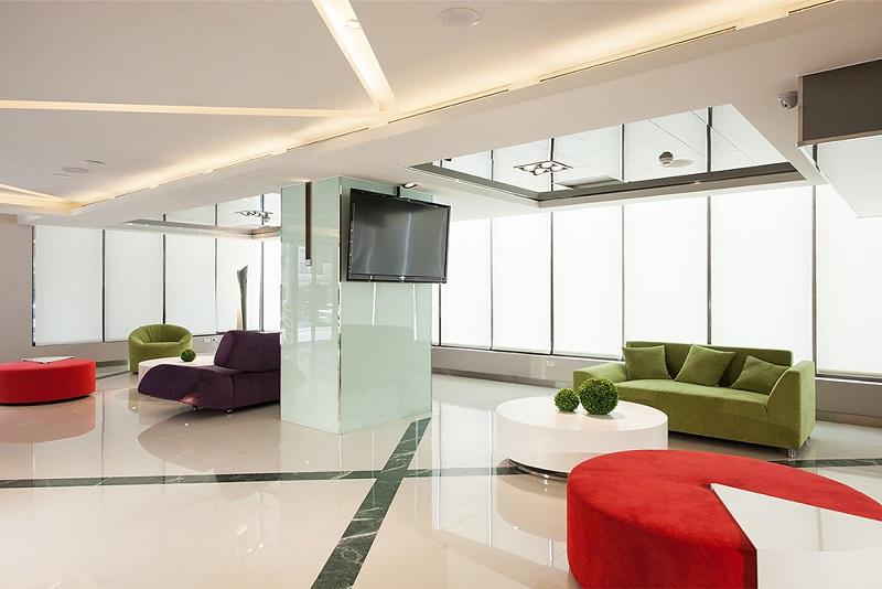 Wyn Hualien_Hotel lobby酒店大廳