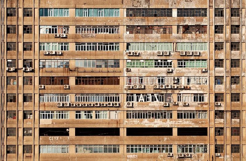 Pixabay-舊公寓外觀
