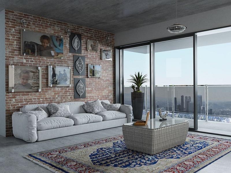 Pixabay-高樓窗景
