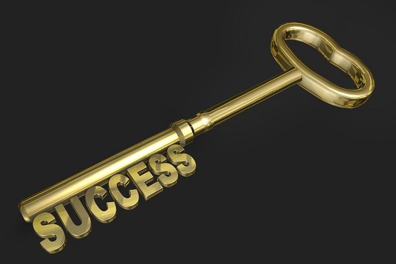 Pixabay-key to success