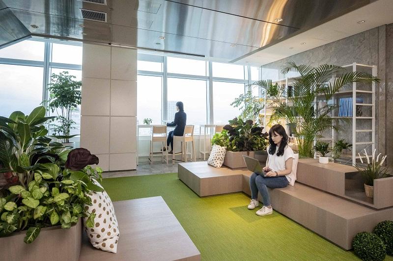 圖說二:IKEA全球第一個商業化家具租賃方案就在台北101!巧妙結合IKEA居家佈置靈感!