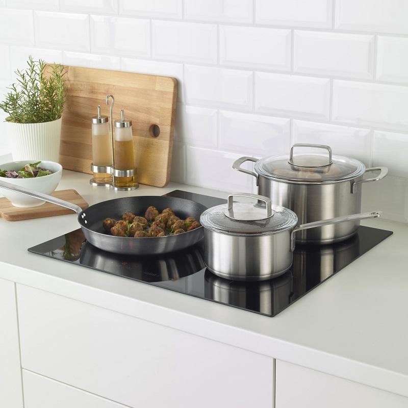 圖說5:僅三分之一的家長認知到餐廚具表面塗料可能含有重金屬。「IKEA 365+」系列廚具不僅不含有害物質,也經SGS檢驗無重金屬鉛、鎘,且有15年品質保證。