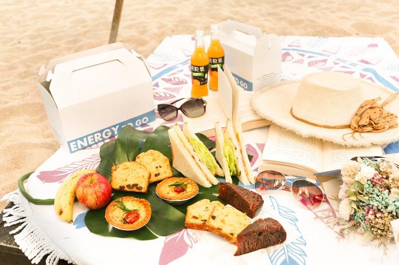 沙灘野餐s