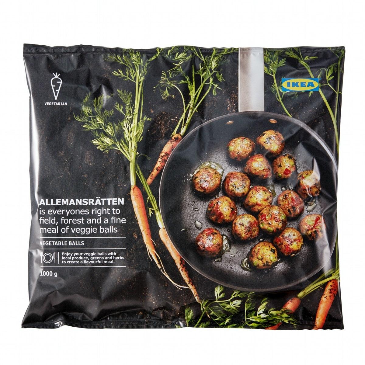 ALLEMANSRÄTTEN蔬菜丸