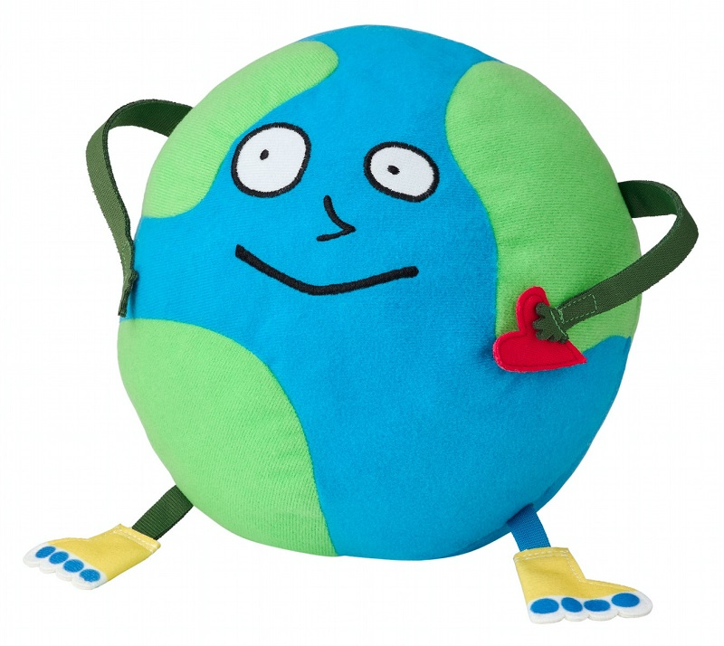 SAGOSKATT地球先生