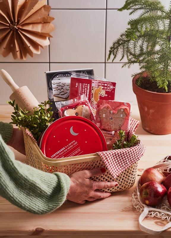 圖說八:讓味蕾來場北歐之旅,聖誕多樣美食輕鬆上桌。