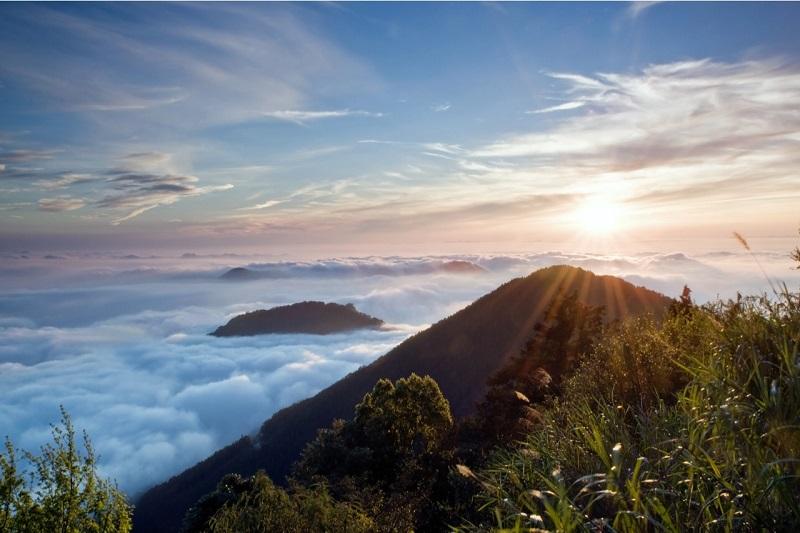 【圖七】跨年山林新手級行程推薦 TOP2-嘉義阿里山 1