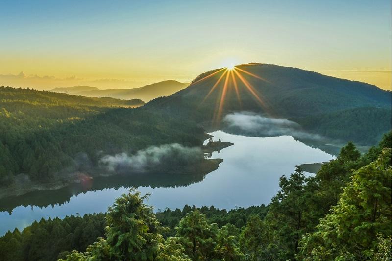 【圖五】跨年山林新手級行程推薦 TOP4-宜蘭太平山 1