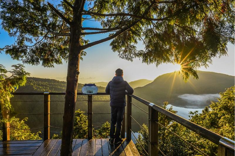 【圖五】跨年山林新手級行程推薦 TOP4-宜蘭太平山 2