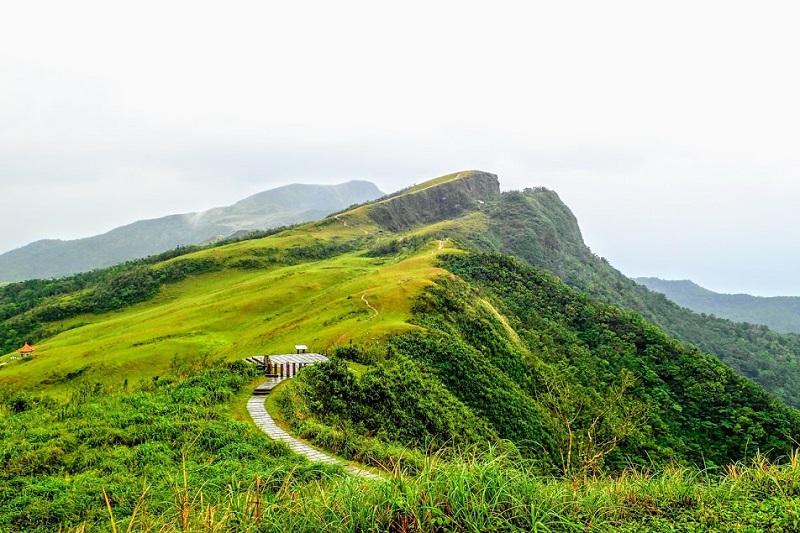 【圖八】跨年山林新手級行程推薦 TOP1-新北桃源谷 2