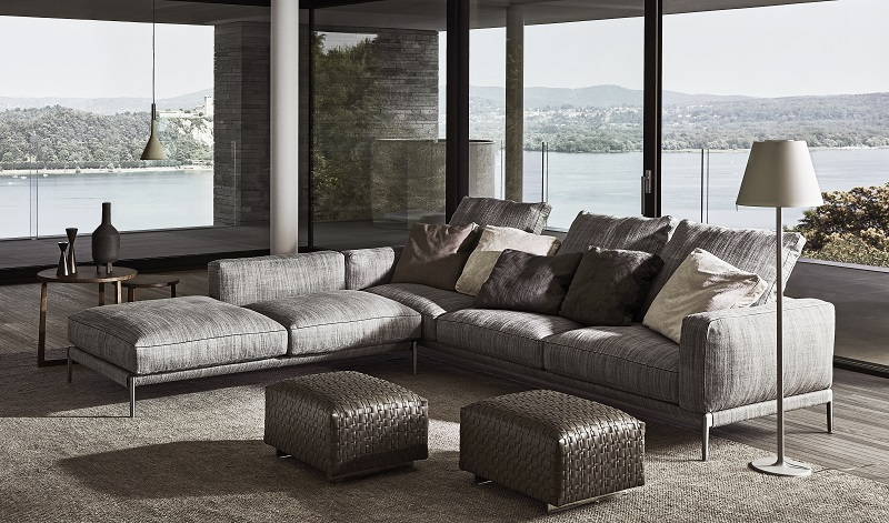 FLEXFORM_Romeo sectional sofa