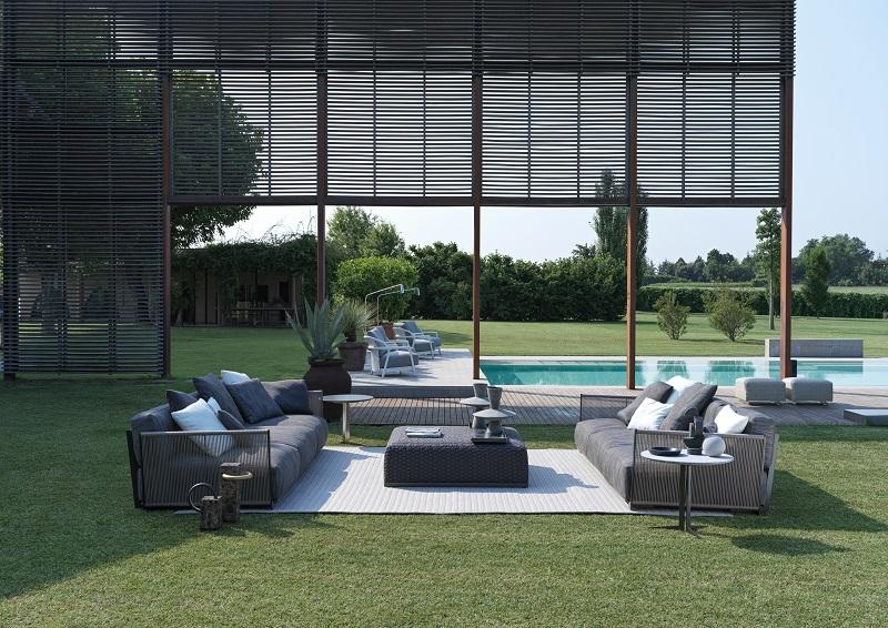 FLEXFORM_Vulcano sofas